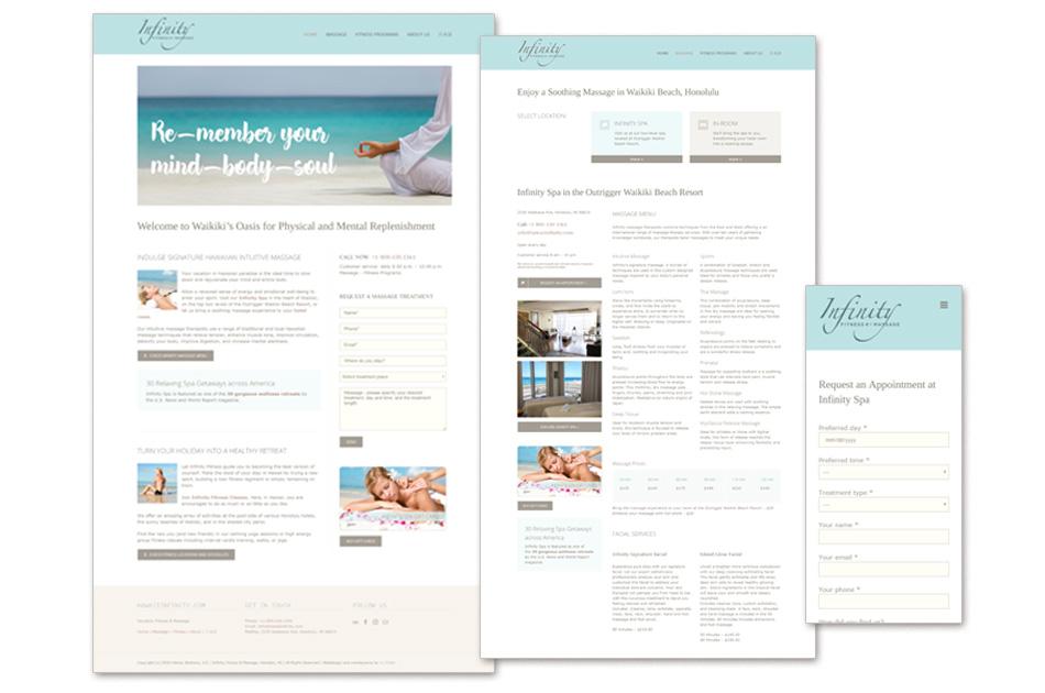 Hawaii Web Design and Graphic Design by Slava Slavik