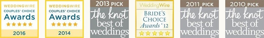 The Knot and Wedding Wire Awards