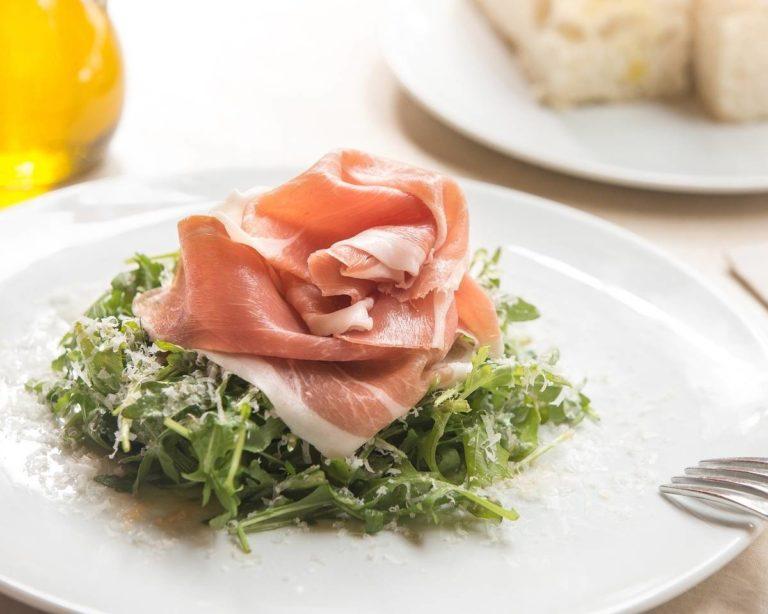 Arancino Di Mare Restaurant - Insalata Rucola Con Prosciutto