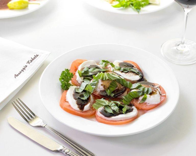 Assaggio Bistro - Caprese Salad