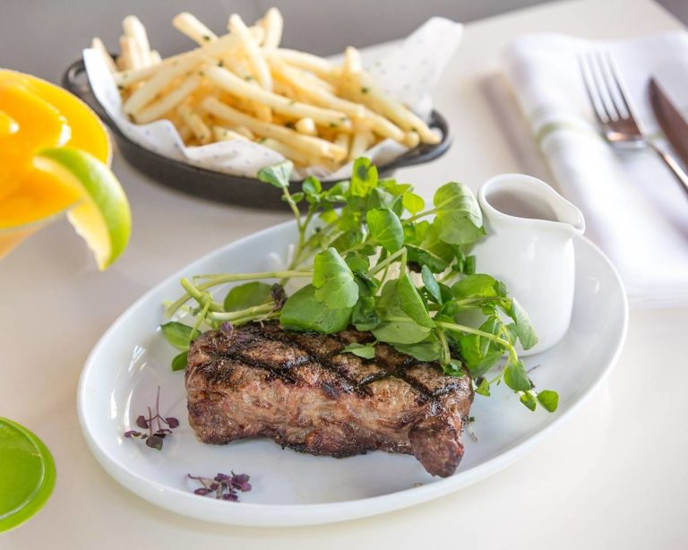 Bills Sydney - Grass Fed Organic 10 oz New York Steak