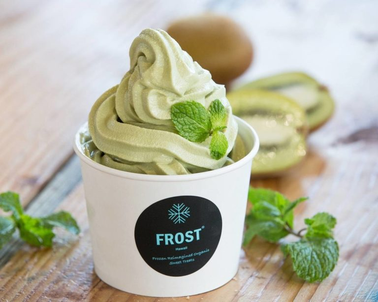 Frost - Pistachio Pleasure