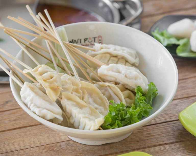 Hawaii Pot Shabu - Shabu House_Chinesse Dumpling