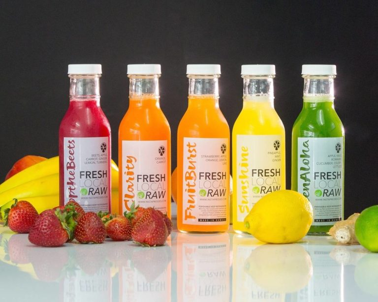 Instapressed Bar - Pressed Juices