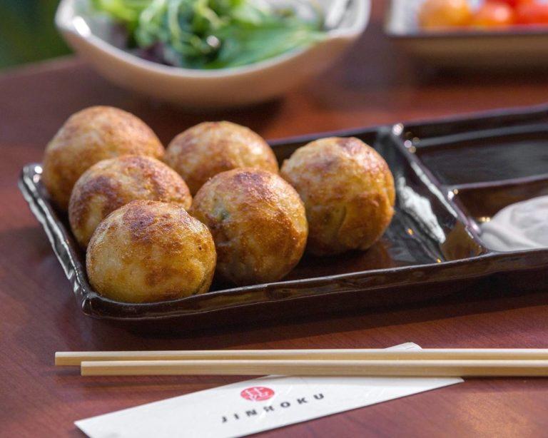 Jinroku - Takoyaki
