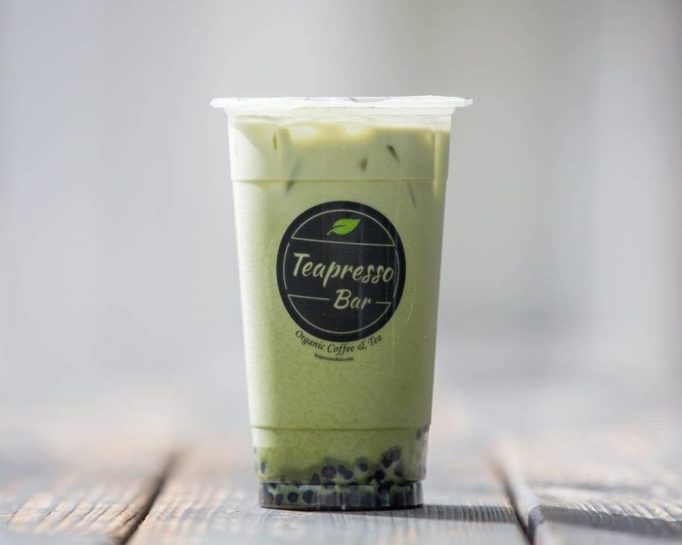 Teapresso Bar - Matcha Latte