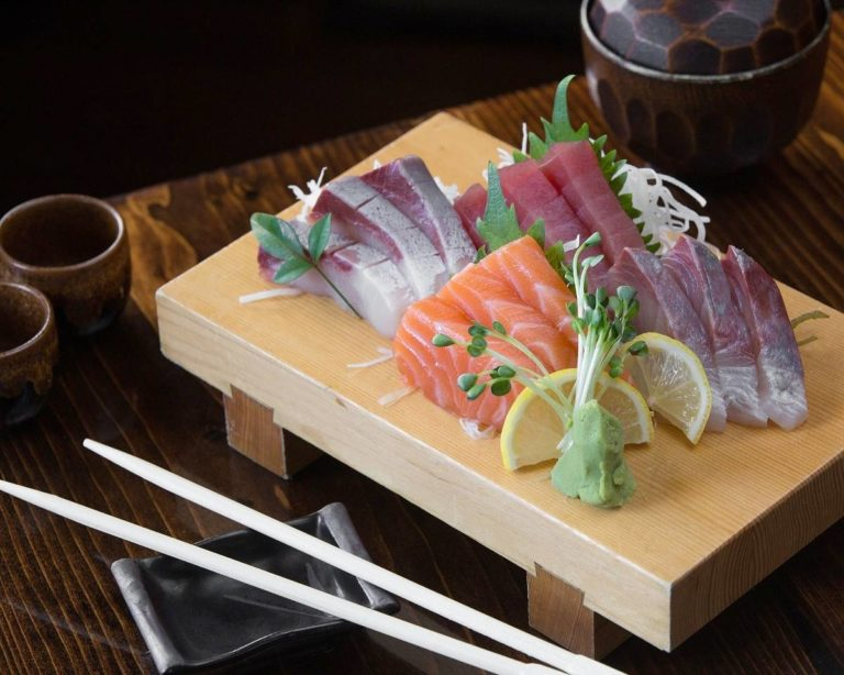 Tokoname Sushi Bar Restaurant - Assorted Sashimi