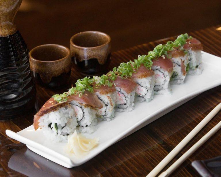 Tokoname Sushi Bar Restaurant - Lanikai Roll