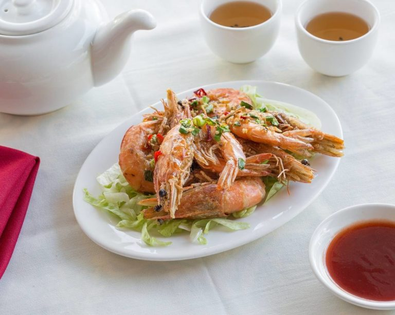 Yum Cha Hawaii - Salt Pepper Shrimp