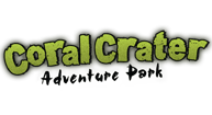 Coral Crater Adventure Park Logo